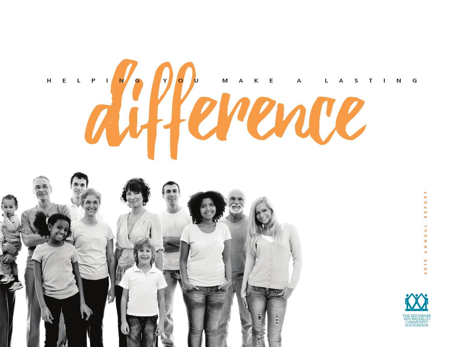 The KWCF Annual Report 2015 by KWCF - issuu