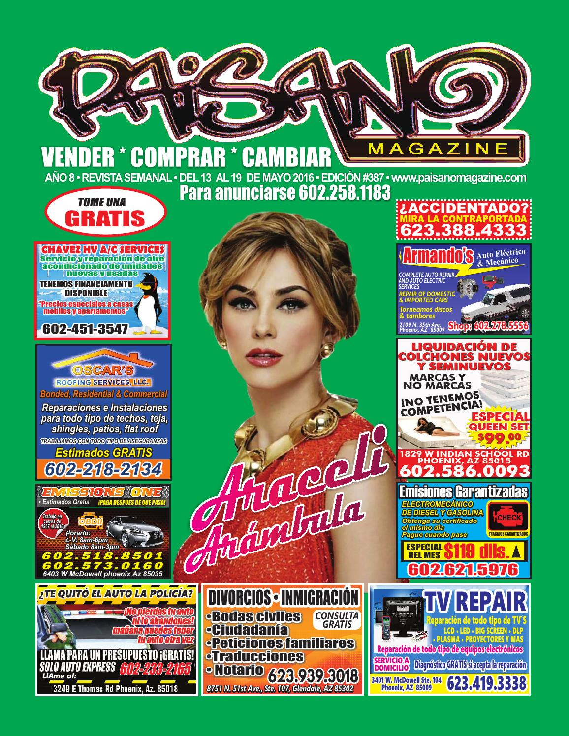 Paisano Magazine # 387 by Paisano Magazine - issuu