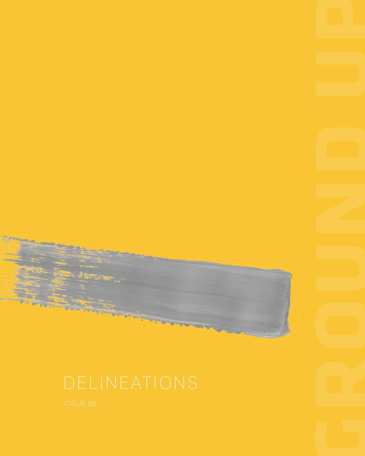 Issue 05 Delineations By Ground Up Journal Issuu Usb Campod Breakout Board For Cnc Machine Control