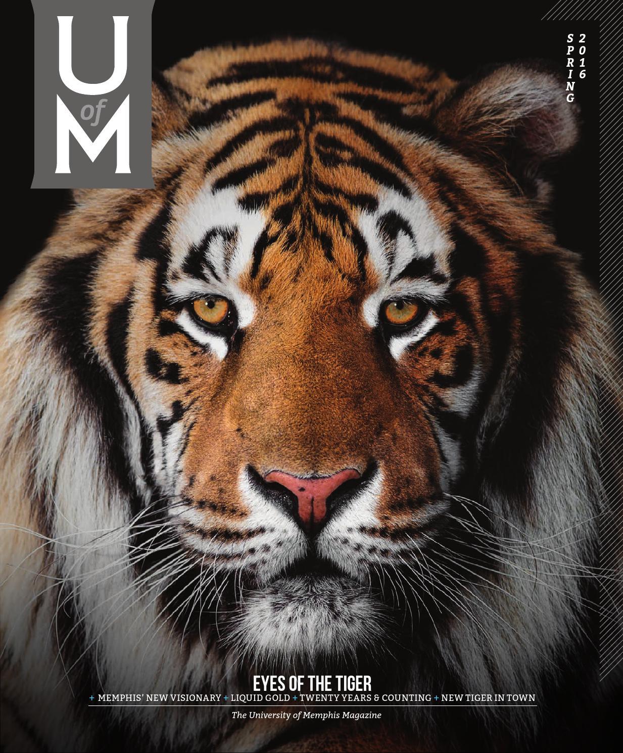 UofM Magazine   Spring 2016 by University of Memphis - issuu ee7992f95