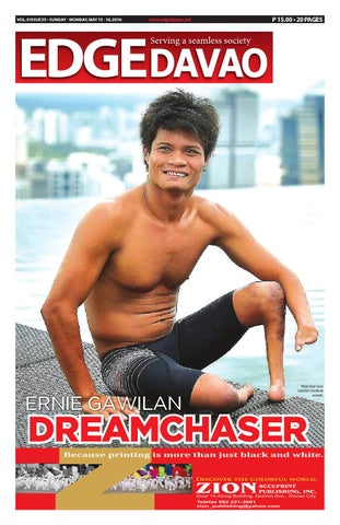 Davao male therapist