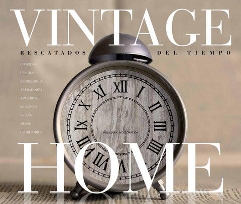 Catalogo mueble vintage by cat logo de muebles novedades - Novedades delicias ...