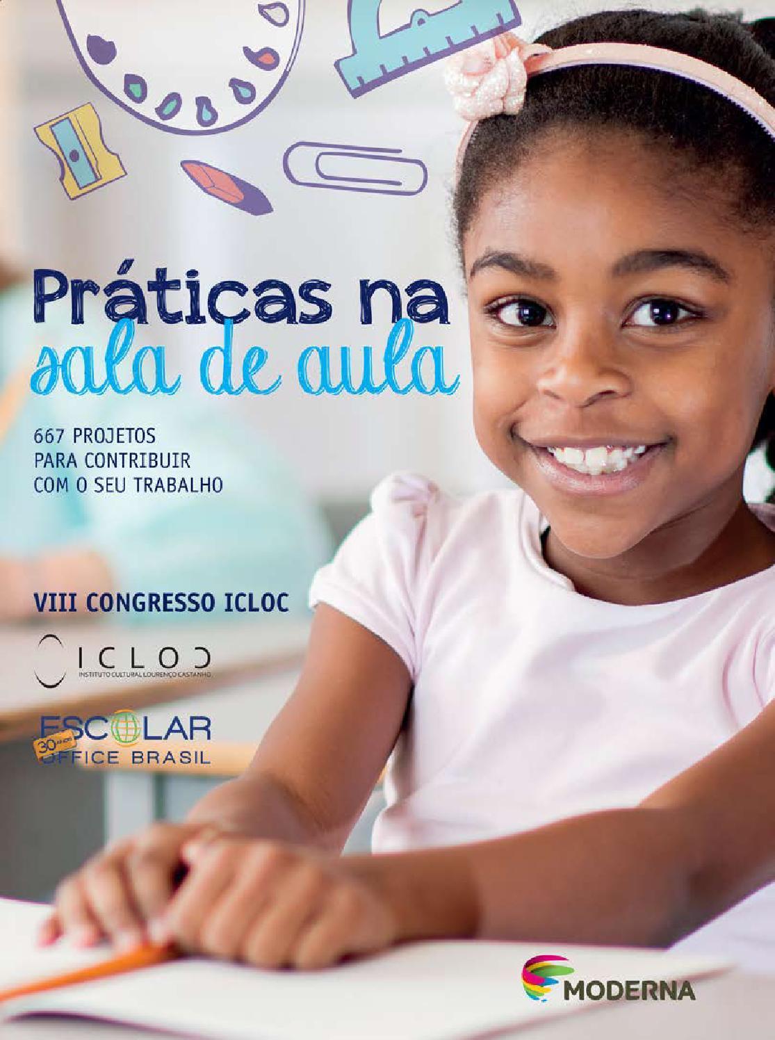 Livro De Práticas Na Sala De Aula Viii Congresso Icloc By