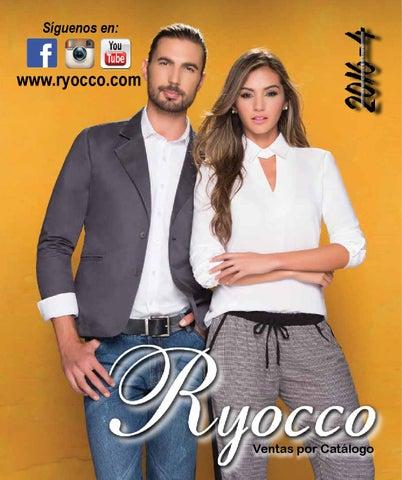 f10bbbed10 Nueva Colección Ryocco 2016-4 by Ryocco Fashion - issuu