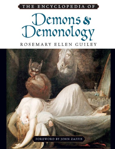 Encyclopedia demons demonology by vinayak pandey - issuu