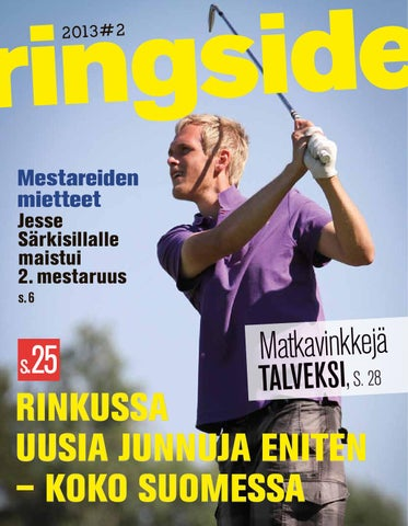 Espoo Ringside Golf 2 2013 by Ari Vepsä - issuu 427b0f31a7