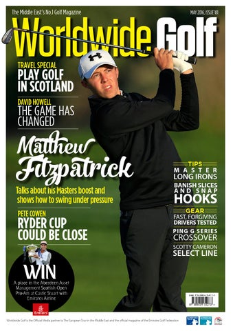 Worldwide Golf The Middle East's No.1 Golf Magazine