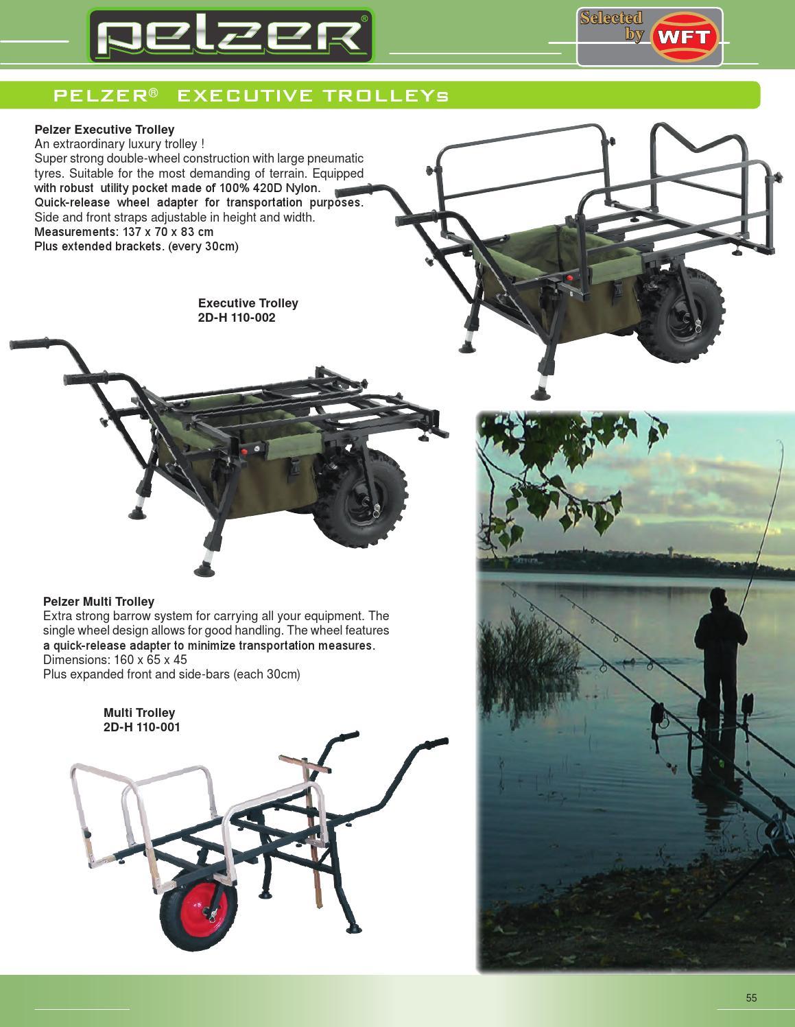 Pelzer Executive Trolley Two Wheels