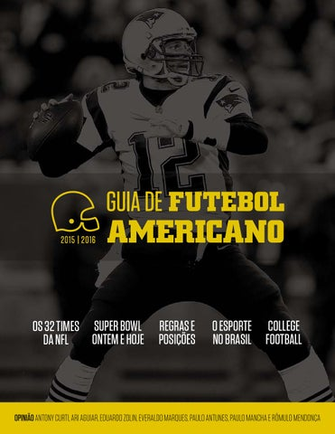 NFL GUIA AS 2016 by JPWolls - issuu ecd72c2a57397