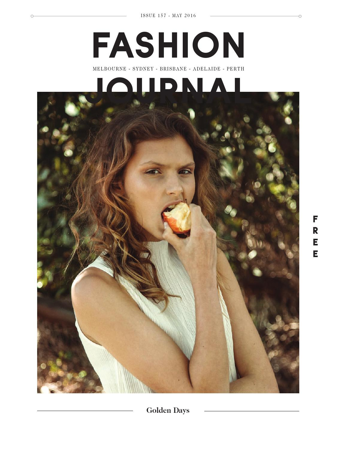 4fe27e3d513a Fashion Journal 157 by Furst Media - issuu