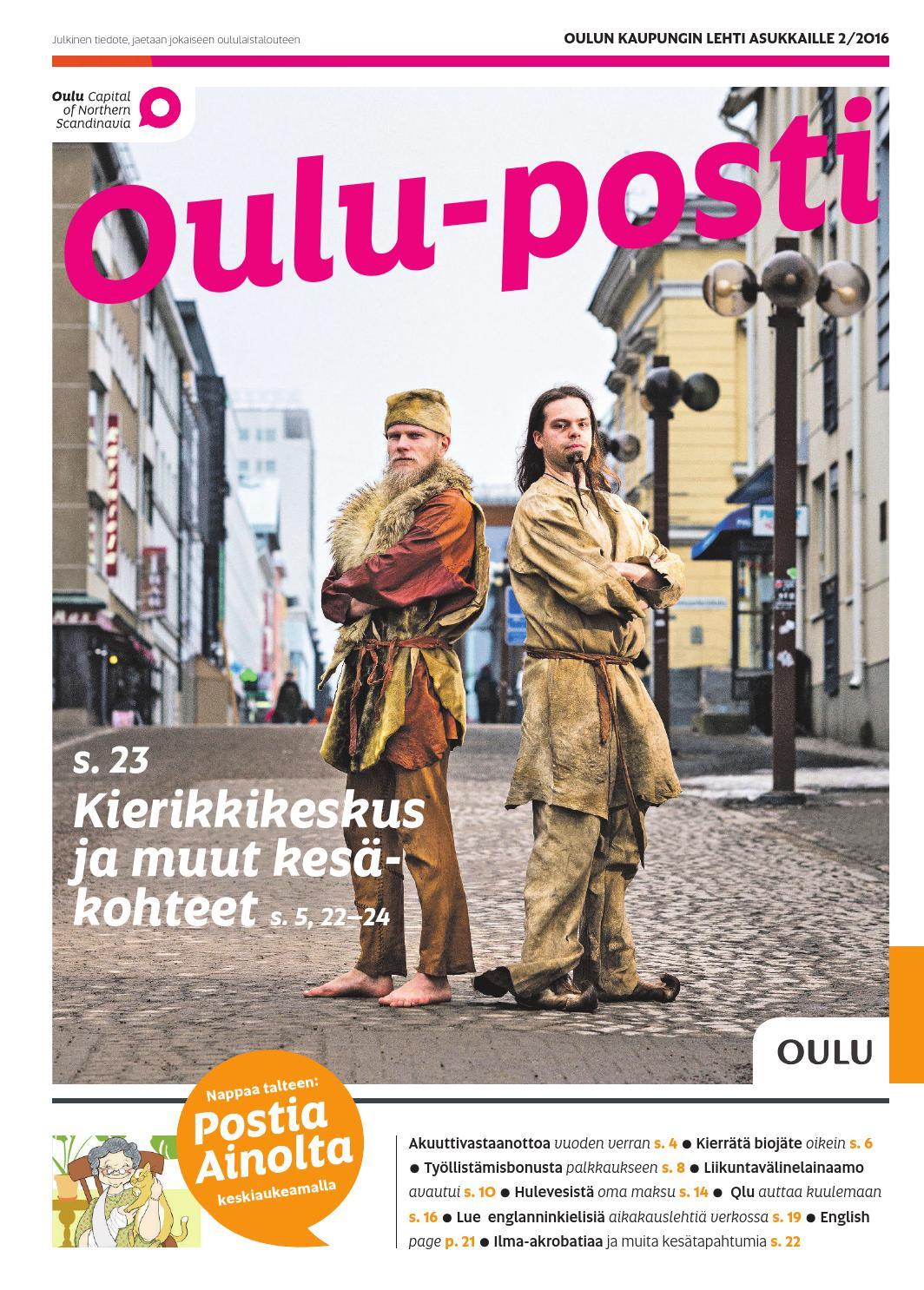 Posti Oulu