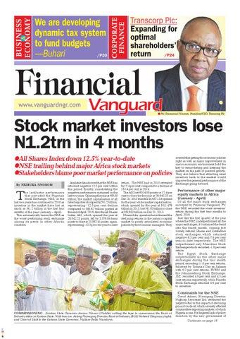 39aaa892901 Financial vang 16052016 by Vanguard Media Limited - issuu