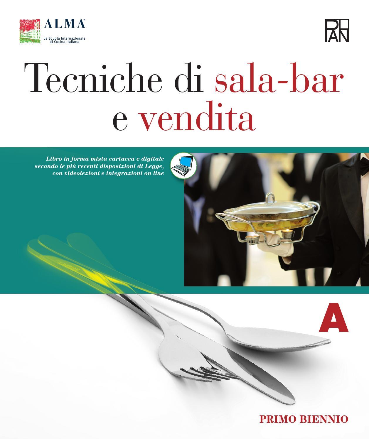 Vendita Cucine Viaggianti Usate.Tecniche Di Sala Bar E Vendita By Eli Publishing Issuu