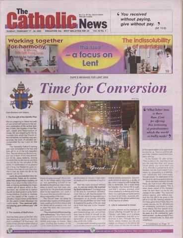 FEBRUARY 17 2002 vol 52 no 4 by CatholicNews issuu