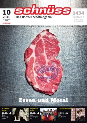 Schnüss 201010 by Schnüss Das Bonner Stadtmagazin issuu