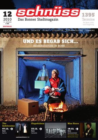 Schnüss 201012 by Schnüss Das Bonner Stadtmagazin issuu