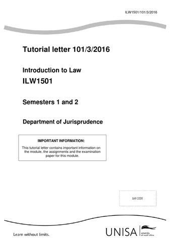 myunisa assignments download
