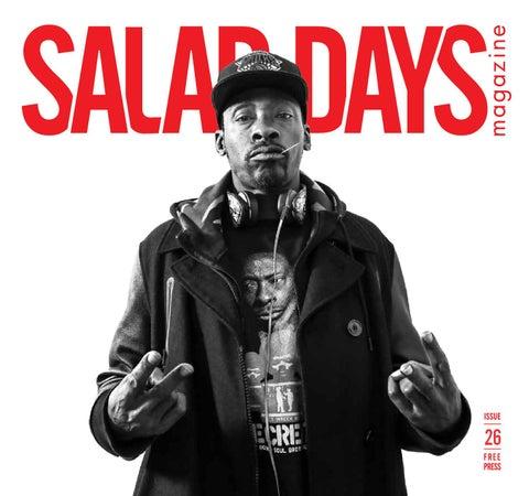 Salad Days Magazine #26 by SALAD DAYS MAG issuu