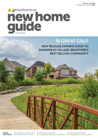GTA New Home Guide May 14 2016 by NextHome issuu