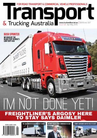 Transport & Trucking Australia issue 108 by Transport