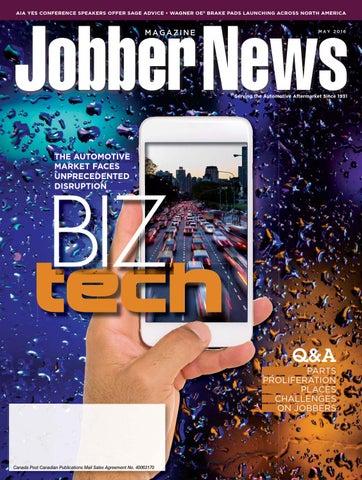 Jobber News May 2016