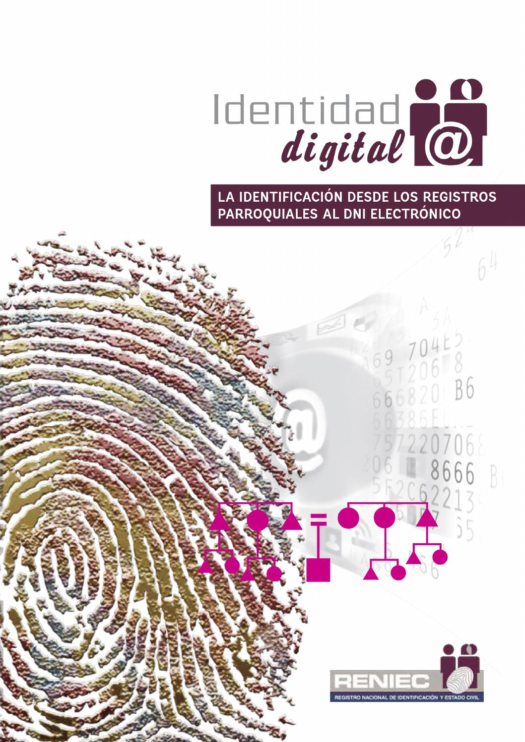 Web reniec indentidad digital by JULIO TORRES - issuu