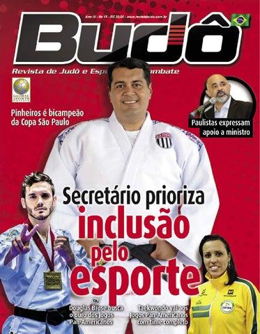 Revista Budô Nº 15 by Revista Budô - issuu a1a21e2ec13f0