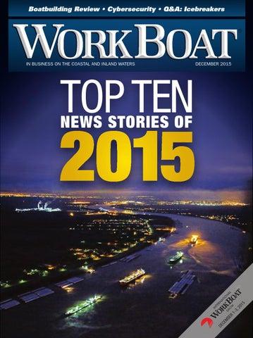 WorkBoat December 2015 by WorkBoat - issuu on
