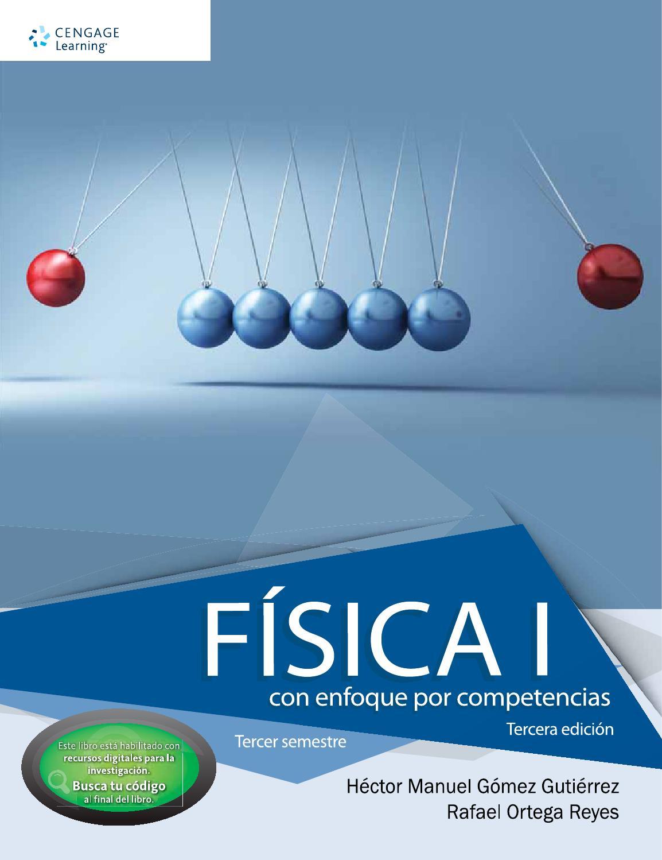 fisica i con enfoque por competencias 3a ed h233ctor g243mez