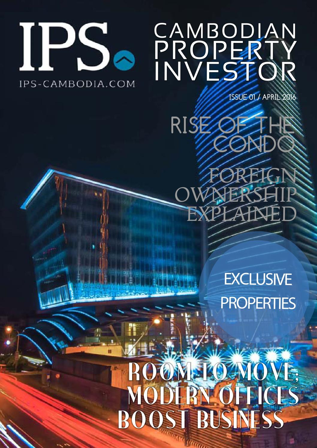 phnom penh real estate business investments adverts