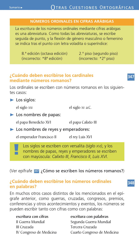 Como Se Escribe 91 En Numeros Romanos 166147170 larousse ortografia lengua espanola pdf