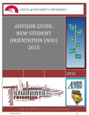 Unm advisor fall 2015 nso guide by AdvisingUNM - issuu