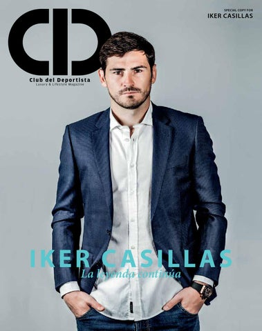 Iker Casillas by Club del Deportista - issuu bb29950bd88