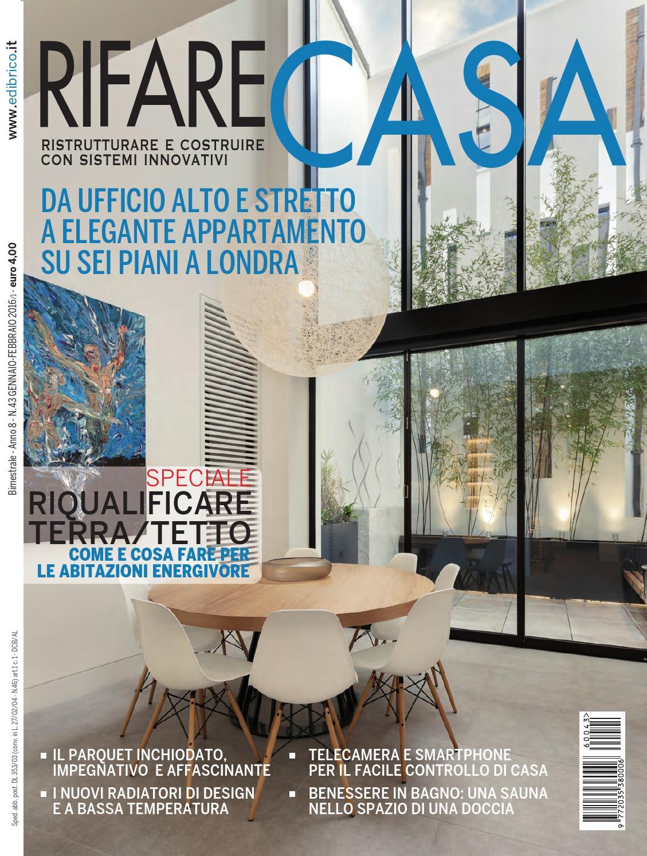 Rifare casa gennaio febbraio by edibrico issuu for Case moderne sotto 100k