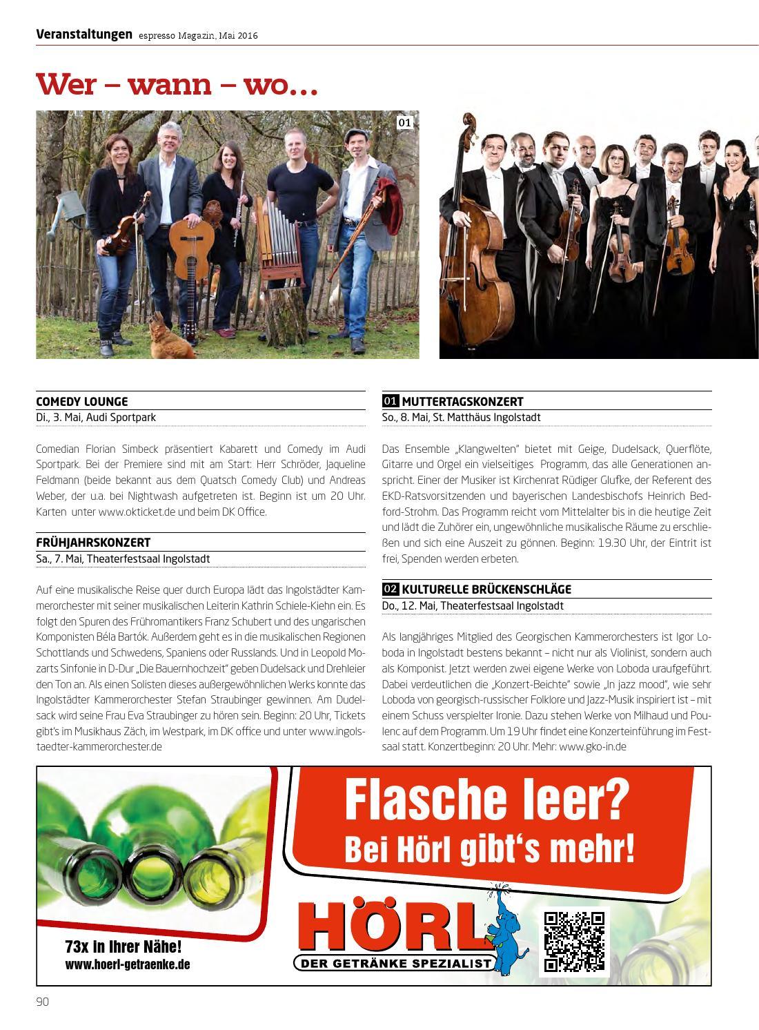 espresso Magazin Mai 2016 by espresso Magazin - issuu