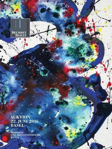 Beurret Bailly Auktionen 22 Juni 2016 Katalog 2 By Beurret Bailly Widmer Auktionen Issuu