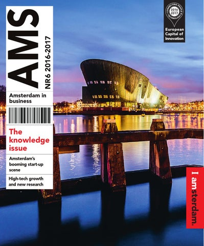 Ams 6 2016 2017 plus the knowledge special by amsterdam marketing page 1 malvernweather Gallery