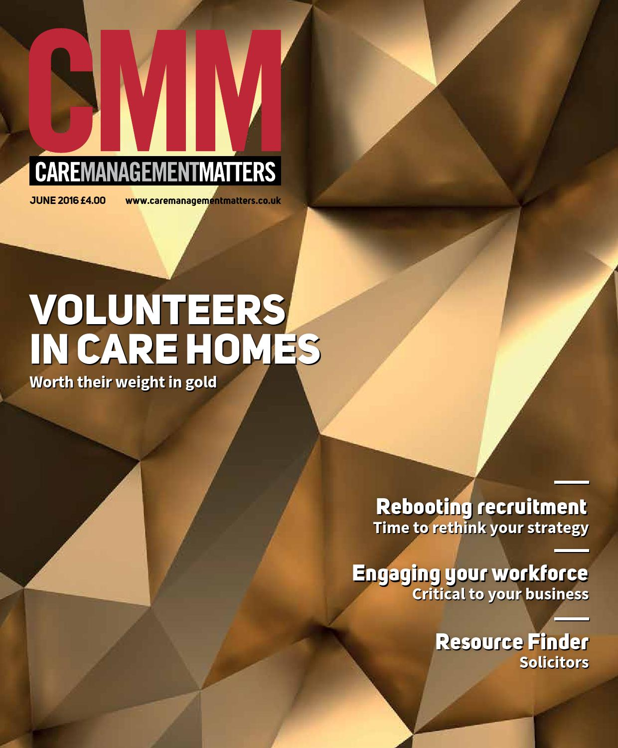 care management matters june 2016 by care choices ltd - issuu