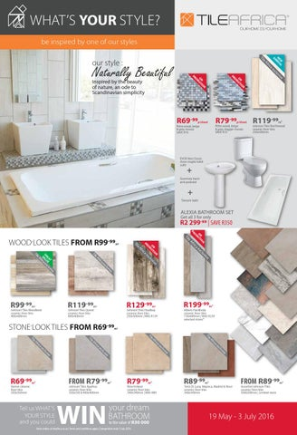 Whats Your Style By Tile Africa Issuu