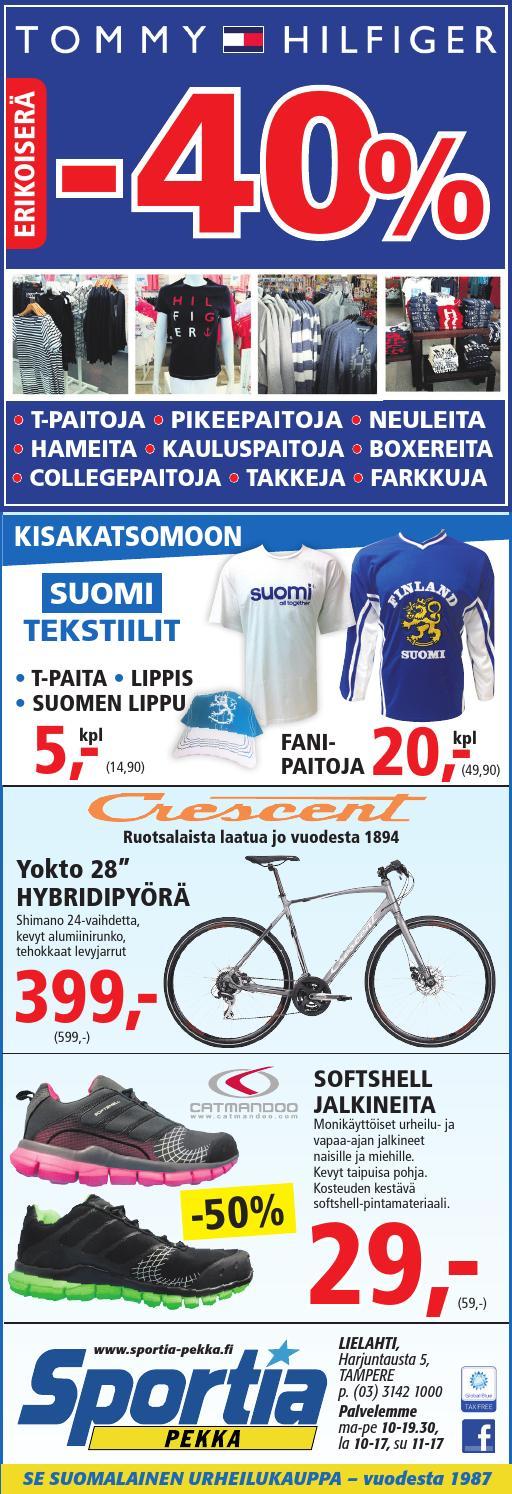 Sportia pekka 18 5 by Sportia-Pekka Sportia-Pekka - Issuu