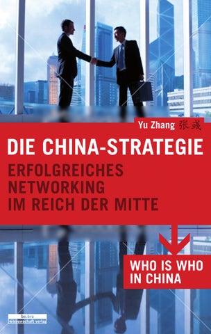 Die China-Strategie (Leseprobe) by be.bra.verlag - issuu