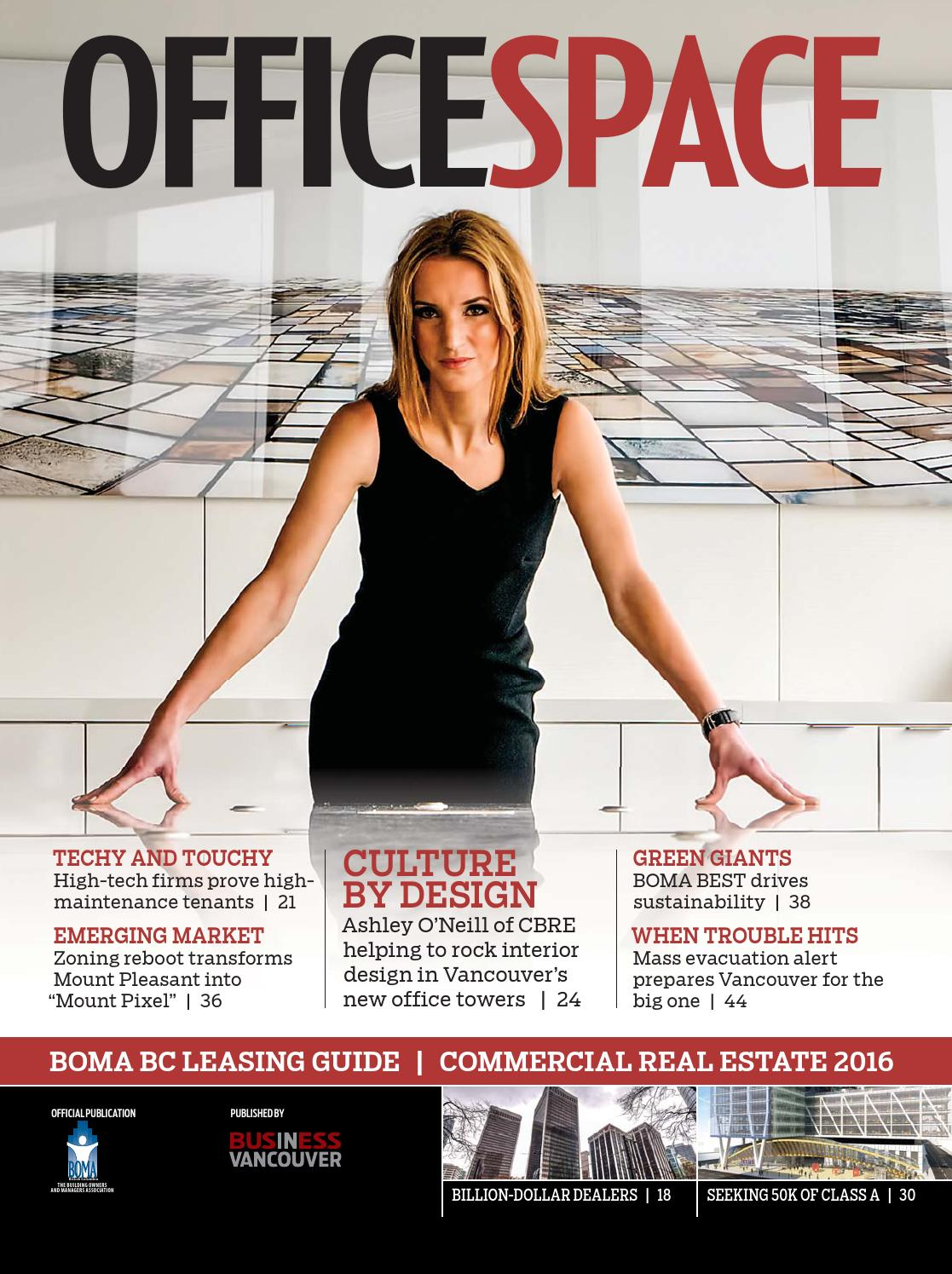 Office Space 2016 By Business In Vancouver Media Group Issuu