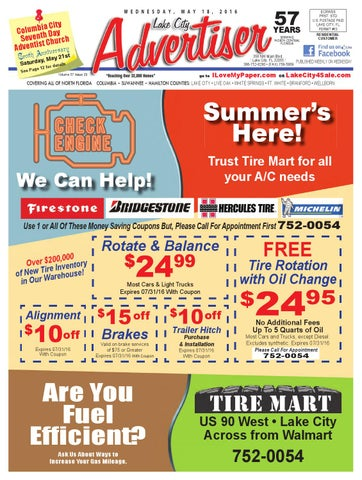 c3b30f66365 05-18-16-Advertiser by North Central Florida Advertiser - issuu
