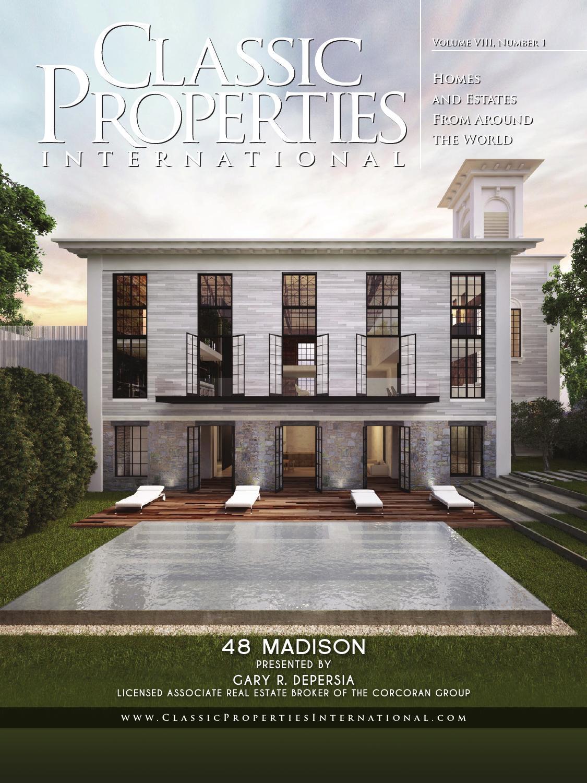 Classic Properties International: Vol. VIII, No. 1 - The Corcoran ...