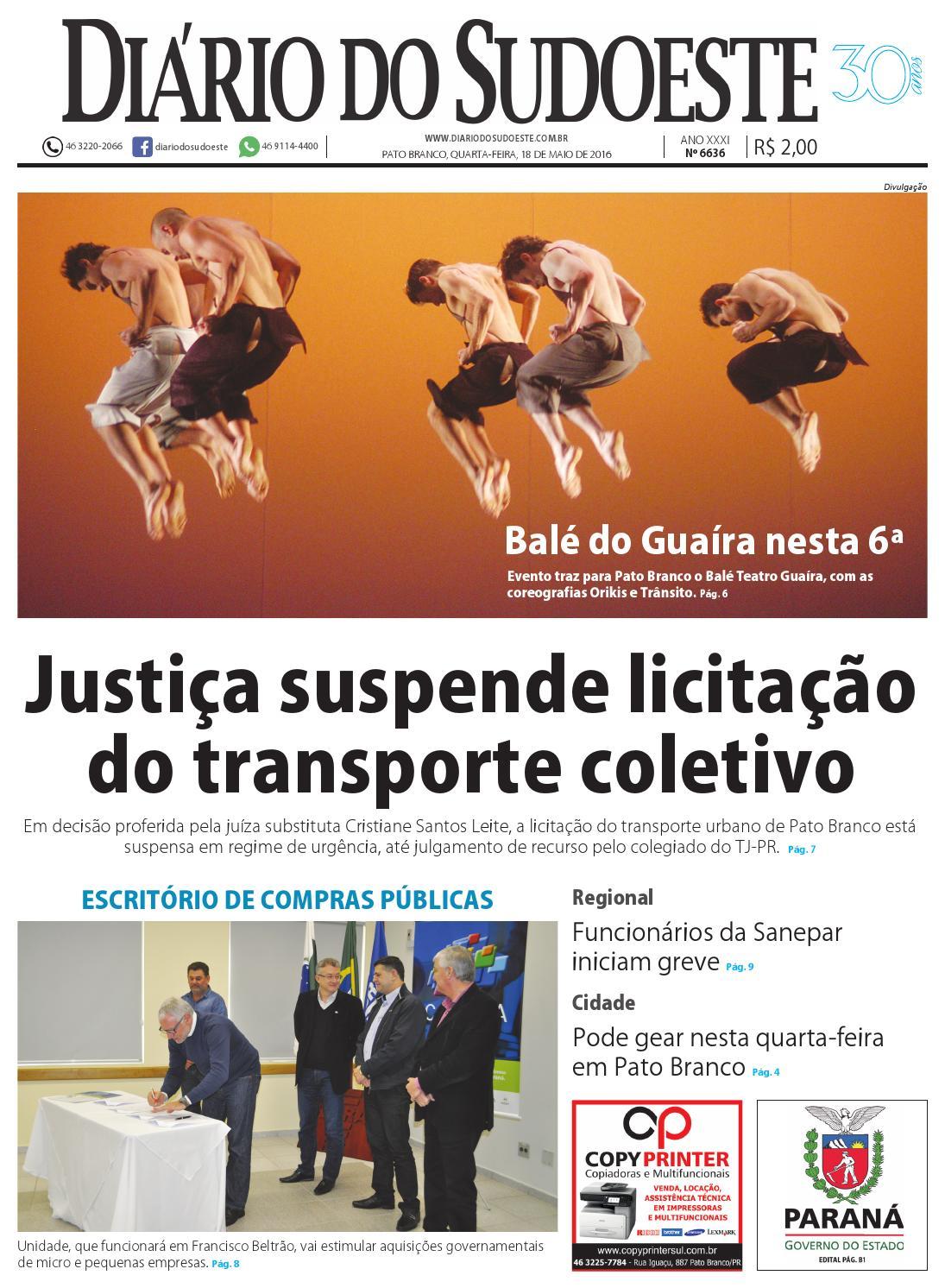 Diário do sudoeste 18 de maio de 2016 ed 6636 by Diário do Sudoeste - issuu dc8d72ec08951