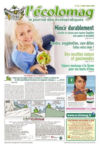 L Ecolomag n°53 by L Ecolomag - issuu 000b11f6398