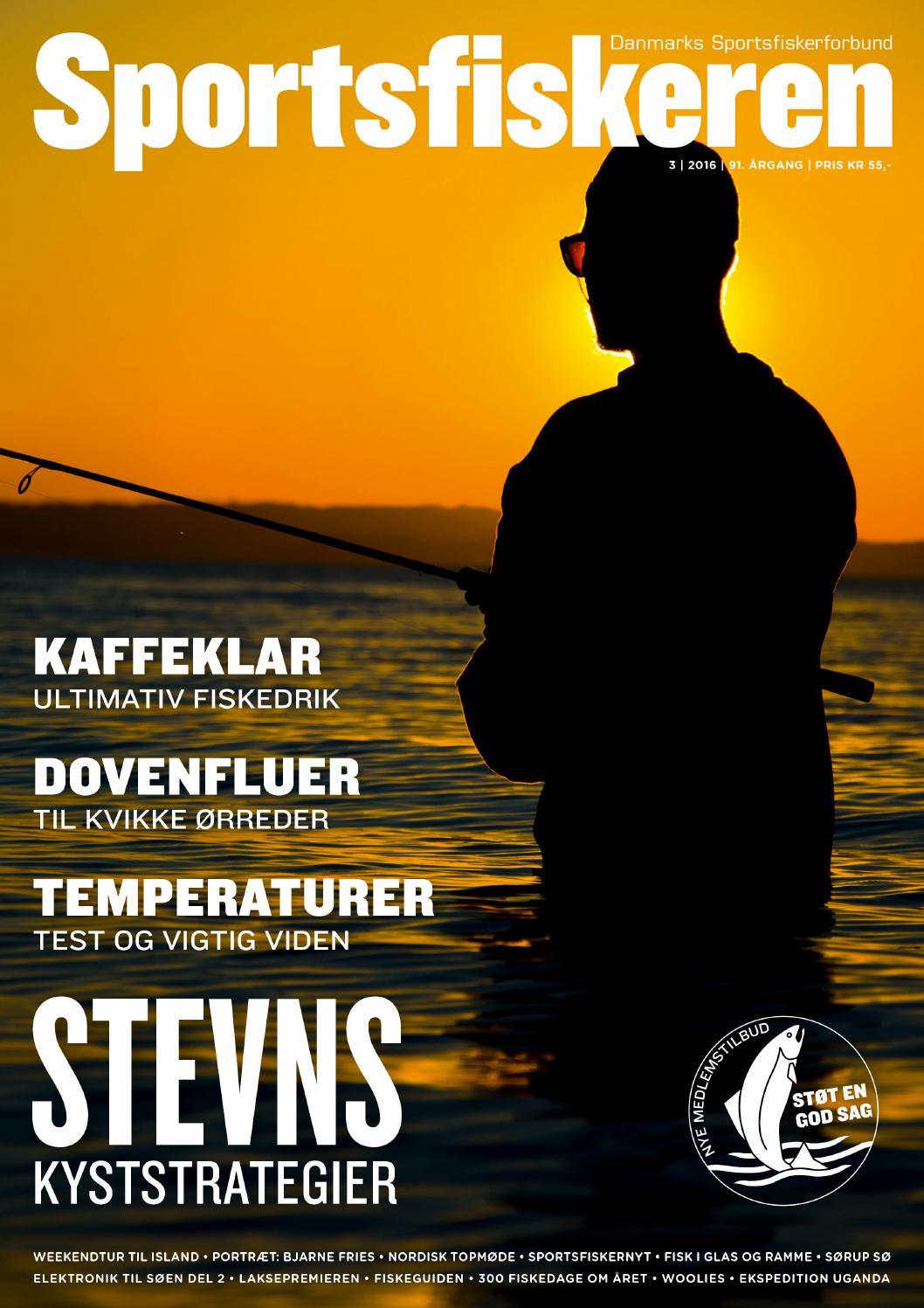 be79950a8822 Sportsfiskeren nr 3 2016 by Danmarks Sportsfiskerforbund - issuu