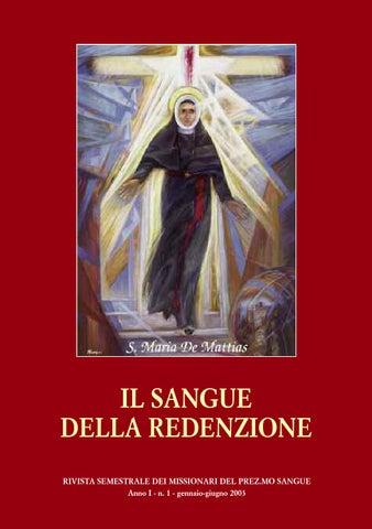 Gennaio-Giugno 2003 by Missionari cpps - issuu 45c74642185