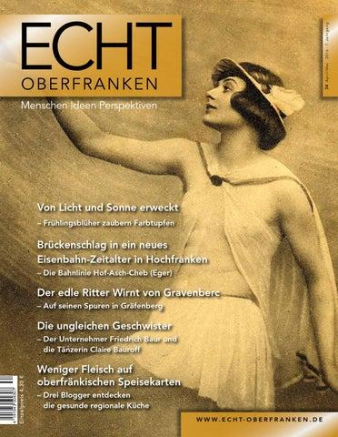 ECHT Oberfranken   Ausgabe 34 By Kober Verlag Und Marketing   Issuu