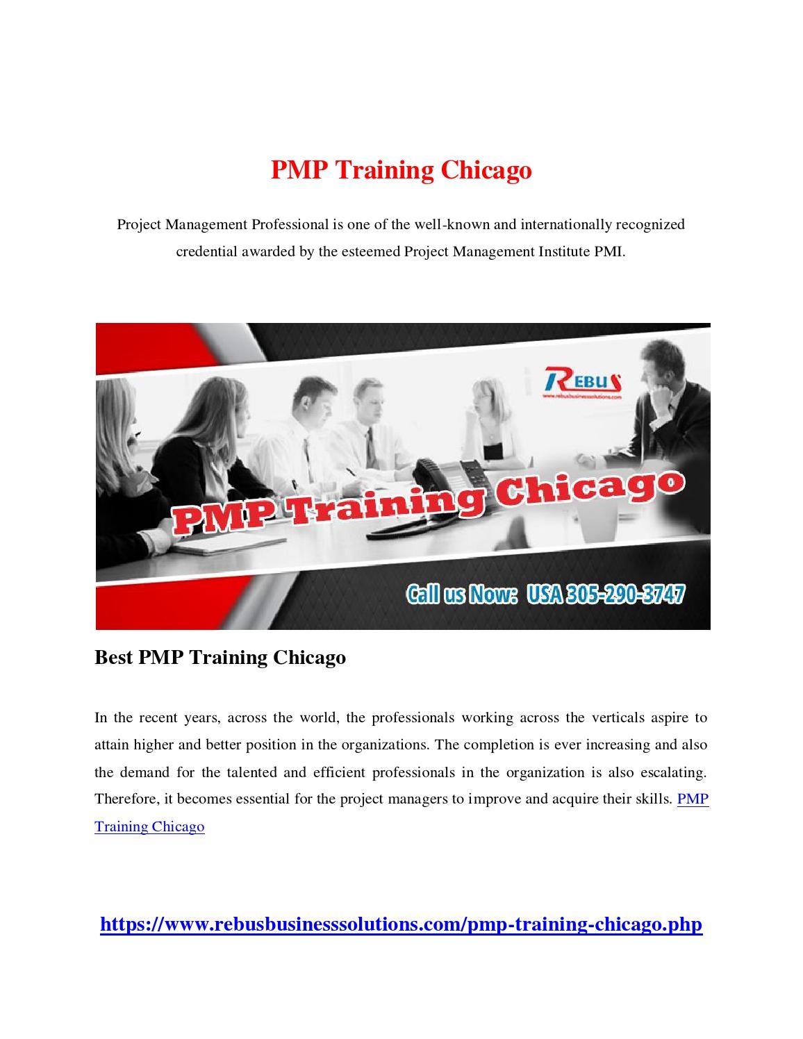 Pmp training chicago by kanimoli issuu 1betcityfo Choice Image